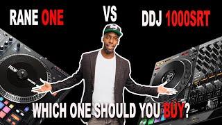 Rane One Vs Pioneer DDJ 1000 - Which one Should YOU BUY?