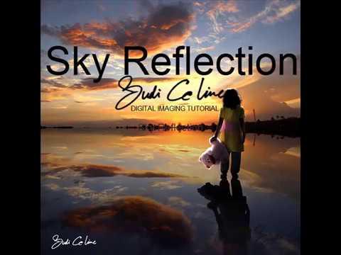 Sunset Reflection (Photoshop Tutorial) thumbnail