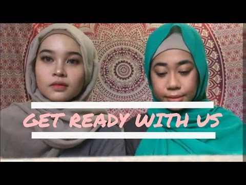 GET READY WITH US//DAILY MAKEUP TUTORIAL