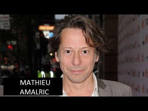 Interview Mathieu Amalric