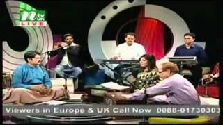 Priti bishomo jala -Shahnaj beli.Live Stage Program