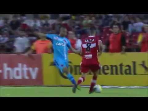 CRB 0 x 1 Vasco Melhores Momentos Copa do Brasil 2016