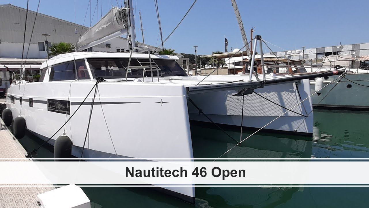 For Sale - Nautitech 46 Open