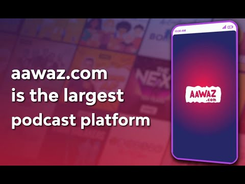 aawaz  audio, For Pc - Download For Windows 7,10 and Mac
