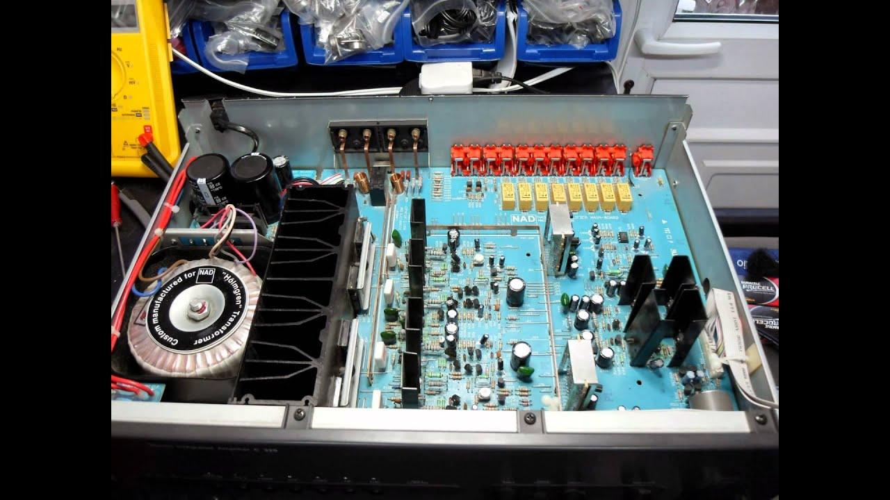 nad c320 amplifier repair rh curvetube com nad c320 user manual nad c320bee owners manual