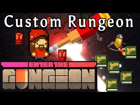 Enter the Gungeon   Up to Bat   Custom Rungeon