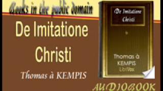 De Imitatione Christi Audiobook Thomas à KEMPIS