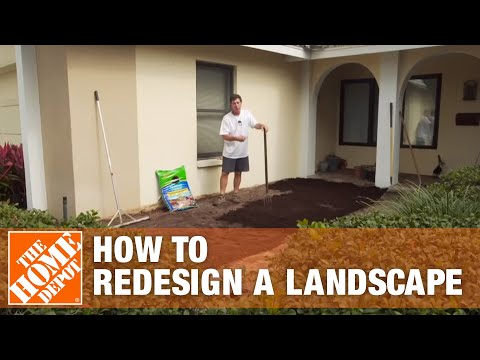 How To Redesign Landscape