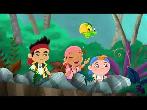 Jake and the Never Land Pirates | Disney Junior Theme Song | Disney Junior