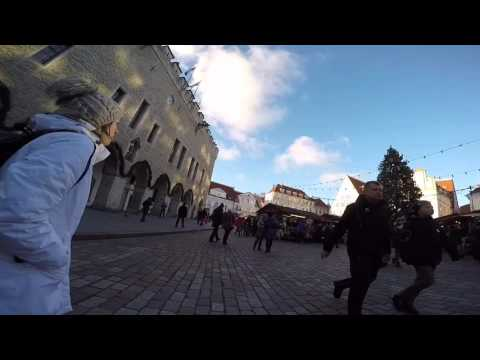 GoPro: Winter vacation in Tallinn 2015