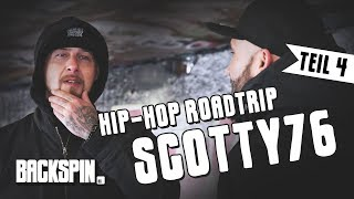 Hip-Hop hat ihn ein mal um die Welt gebracht: Niko besucht Scotty76