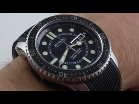 Pre-Owned Bremont Supermarine S500/BK Luxury Watch Review