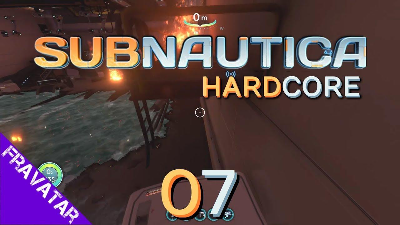 Subnautica Ep07 Aurora Prawn Suit Bay Gameplay Youtube