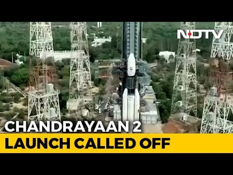 Chandrayaan 2 Launch At 2 51 am Aborted Over Technical Snag