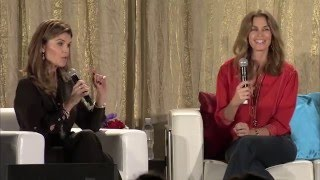 Architects of Change: Cindy Crawford & Maria Shriver