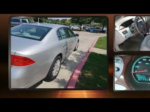 2011 Buick Lucerne CXL in Frisco, TX 75034