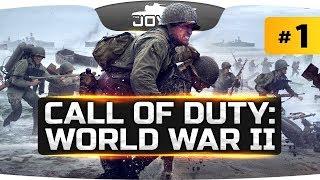 НОВЫЙ ШЕДЕВР ИЛИ ПРОВАЛ? ● Call of Duty: WWII #1