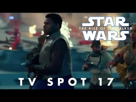 Star Wars The Rise of Skywalker TV Trailer Spot 17 (NEW FOOTAGE)