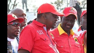 Jubilee to appeal ruling in favour of constituency level presidential results