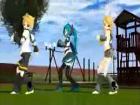 Waka Laka Full Version - Vocaloid Style