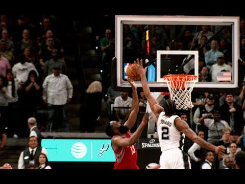Top 50 Blocks of the 2017 NBA Season (VIDEO)