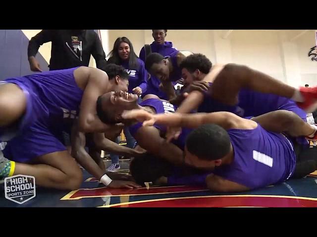 Morton Ranch vs Tompkins Basketball