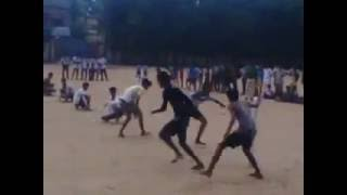 Kho kho Video(Kellett School)Chennai