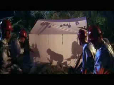 Chuyện kinh dị trong lều