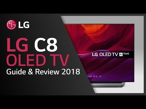 LG OLED TV I 2018 C8 OLED I Product video