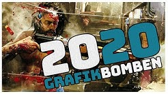 Grafik-Bomben 2020 | Die schönsten Spiele 2020