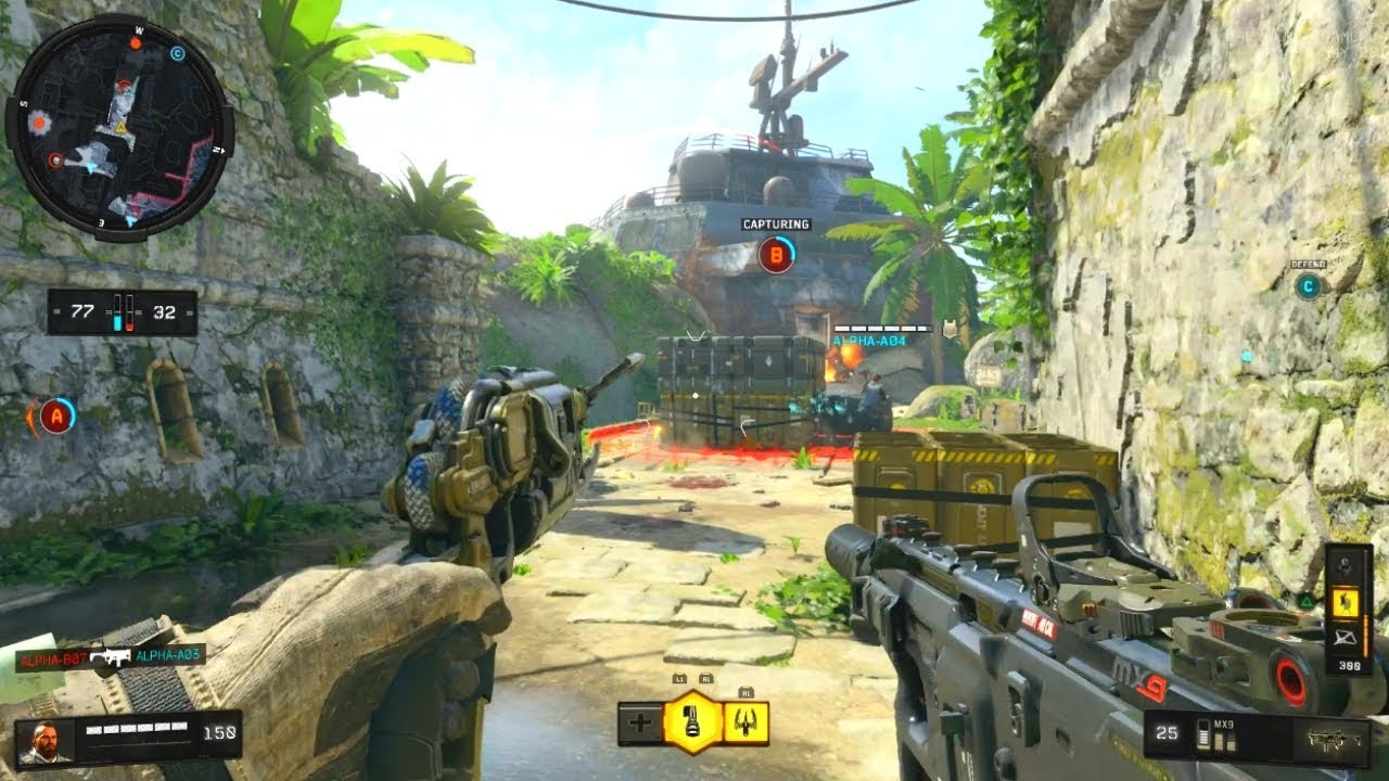 Black Ops 4 My Honest First Impressions Ruin Grapple