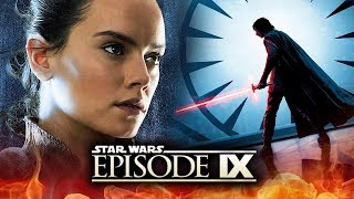 HUGE STAR WARS EPISODE 9 TEASES AND NEWS! Working Title Explained!