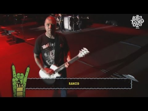 Rancid  Honor Is All We Know  {Lollapalooza Argentina 2017 60fpsᴴᴰ}