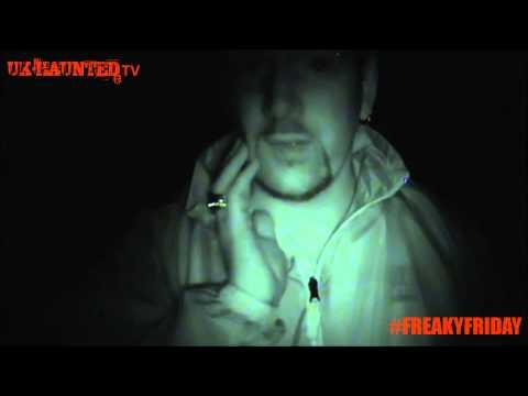 Grace Dieu Priory Ghost hunt FFE10