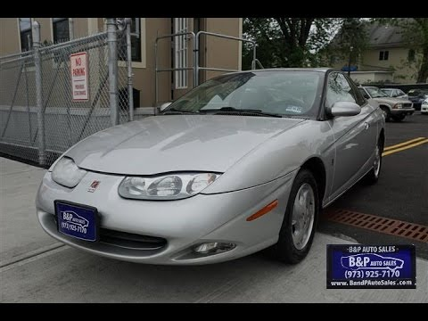 2002 Saturn S Series Sc2 Coupe Youtube