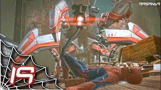 The Amazing Spider-Man (PC) walkthrough part 19 (The Spider-Slayer)