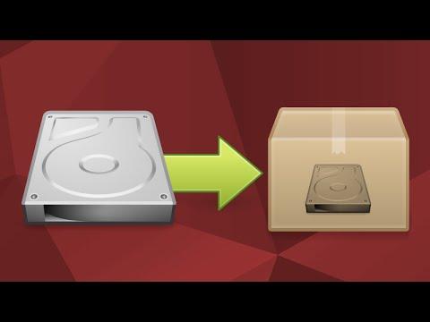 I06 - Crear imagen de disco (GNU/Linux / Unix)