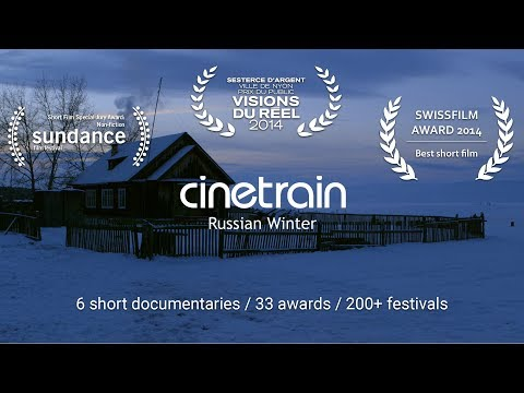 Cinetrain: Russian Winter (2013)