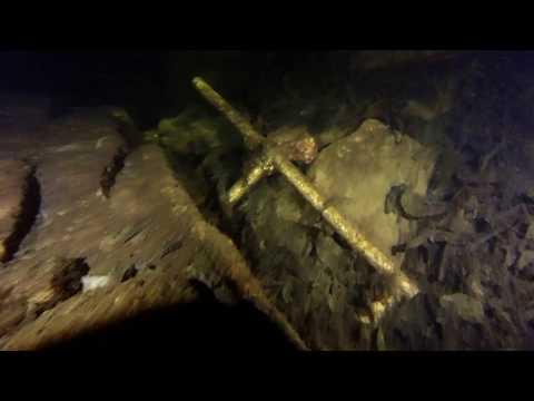 Hartbeespoort dam scuba diving near dam wall