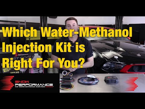 Which Water-Methanol Injection Kit is Right For You?