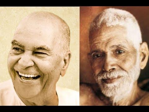 The Holy Words, Ramana Maharshi Spoke To Papaji (With Subtitles)