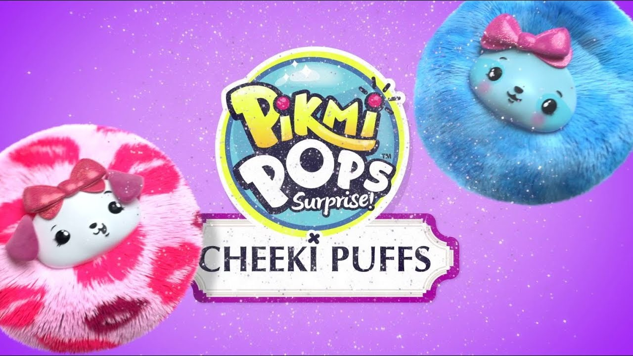 PIKMI POPS | Get your glow on with NEW Cheeki Puffs ♥