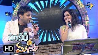 Choododdhantunna Song   Karthik, Sunitha Performance   Super Masti   Tenali   2nd April 2017