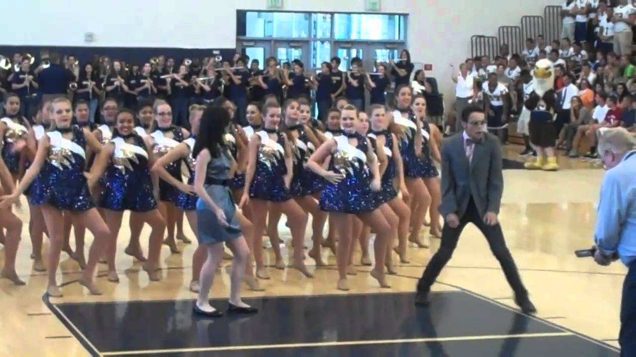 Gangnam Style - Naples High School NHS - YouTube