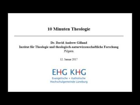 Pilgern - Dr. David Andrew Gilland