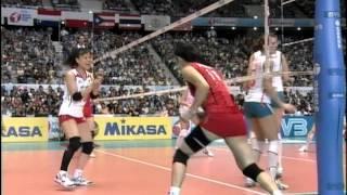 Japan women's national volleyball team 2010