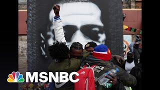 Tearful Celebrations Across U.S. After Chauvin Guilty Verdict | All In | MSNBC