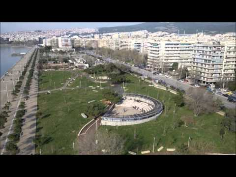 Video Redevelopment of the New Waterfront of Thessaloniki  nikiforidis cuomo architects