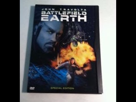Battlefield Earth: Creative visual effect feature (Special features)