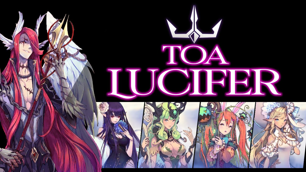 F2P | ToA Lucifer Boss Guide | Kingdom of Heroes: Tactics War